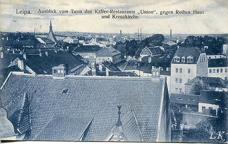 Rothes Haus 1909